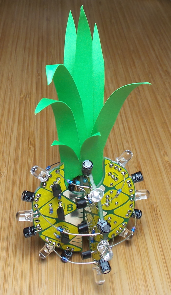 my #BoldportClub ananas is beeping at me. should I be worried?! LEAP#369
