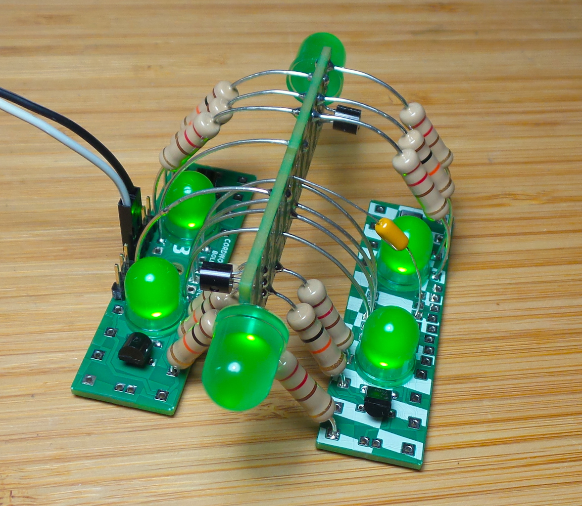 ok, this Cordwood III archway/trigger mod is a bit over the top #BoldportClub #PointlessMachines LEAP#411