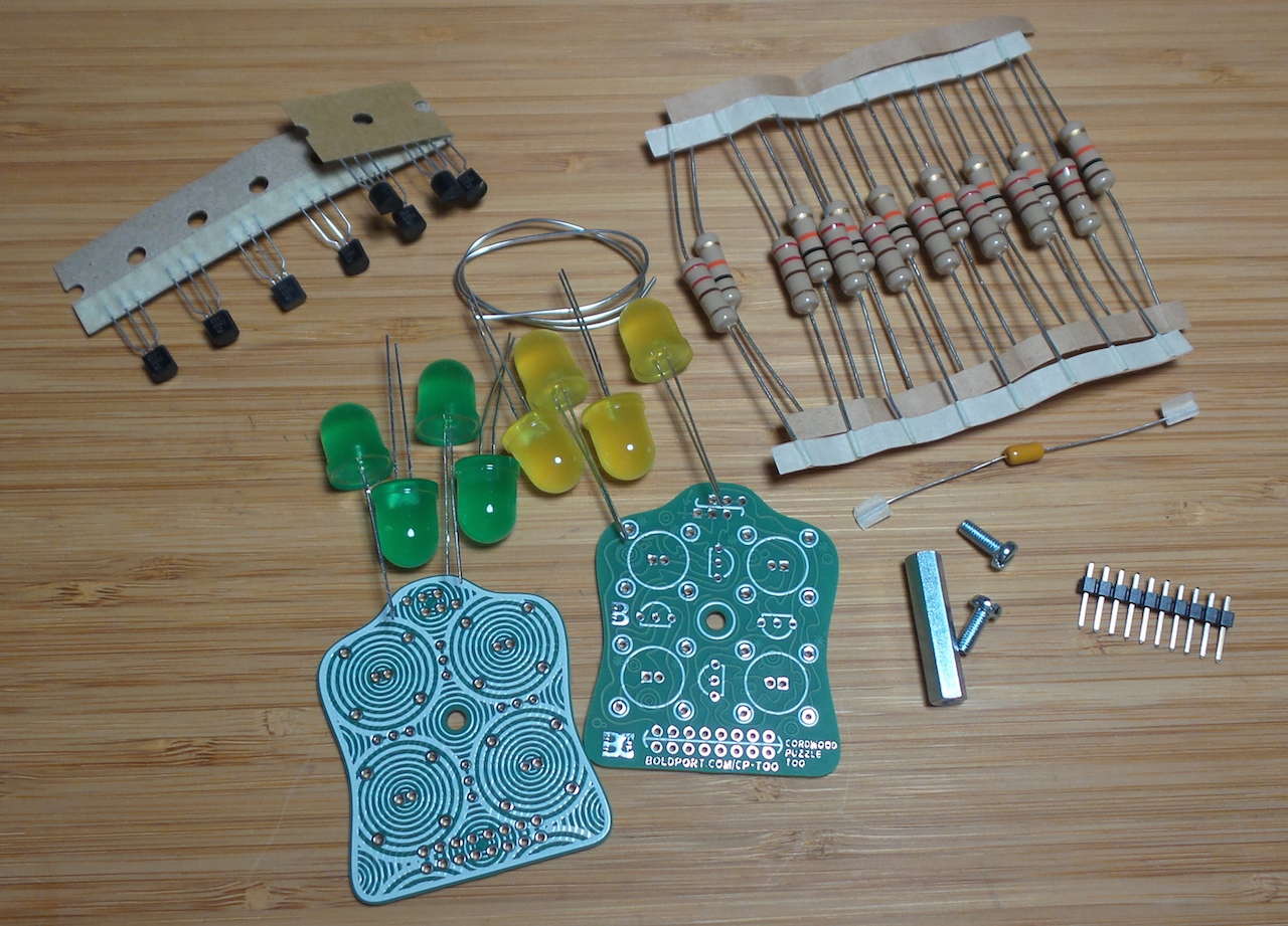 LEAP#321 Cordwood Too! I hope this becomes an annual #BoldportClub tradition;-)