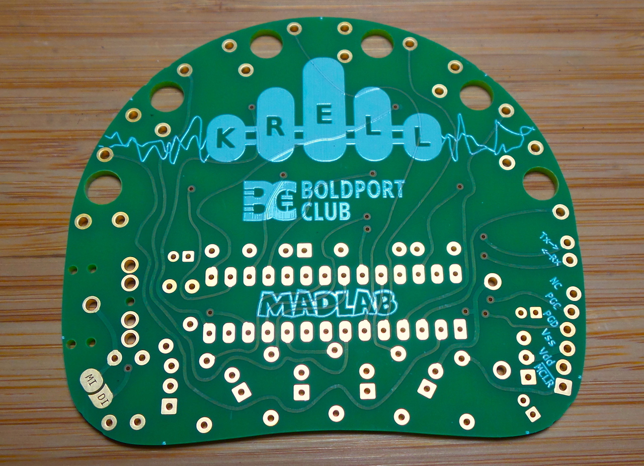 The Call of the Krell #BoldportClub LEAP#434