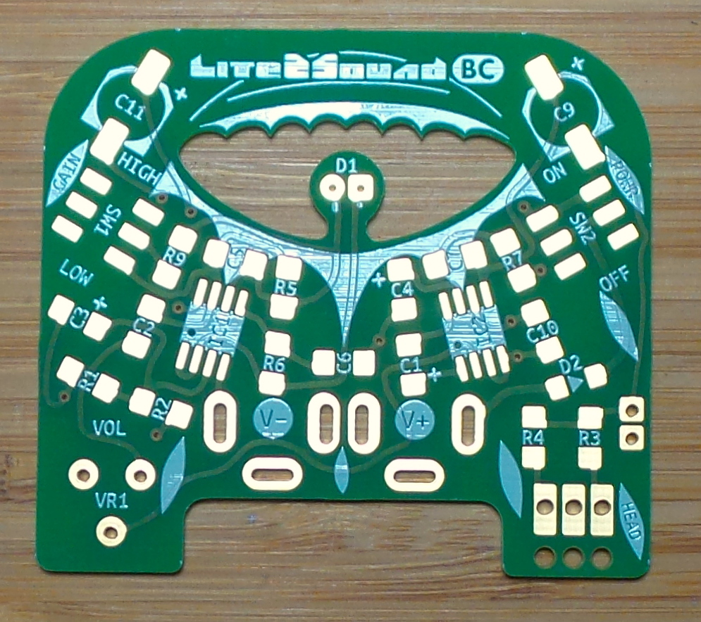 yada yada .. and it comes with it's own ALTOIDS tin! Now that's my kind of project - Lite2Sound by #BoldportClub LEAP#419