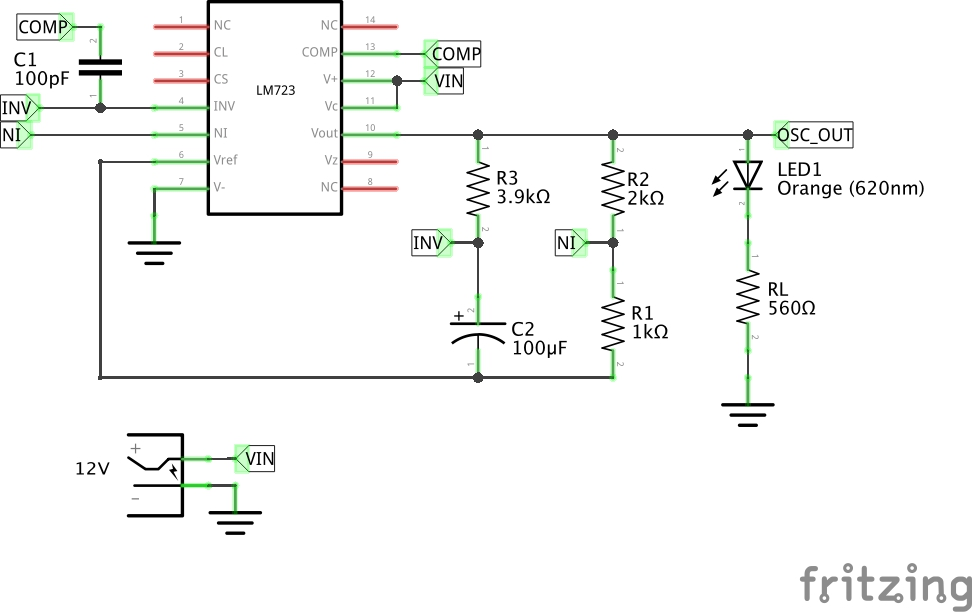 adding 'astable' to the list of voltage regulator configurations for the classic µA723 - LEAP#385