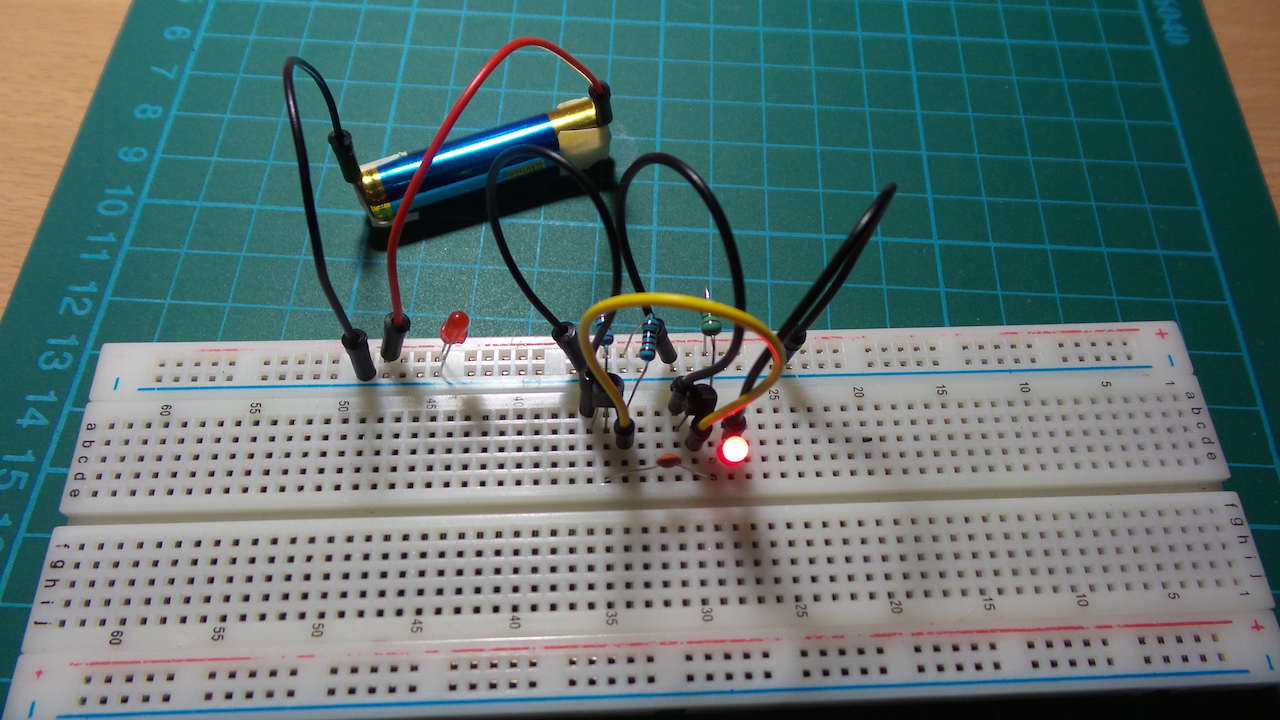 RelaxationJouleThief
